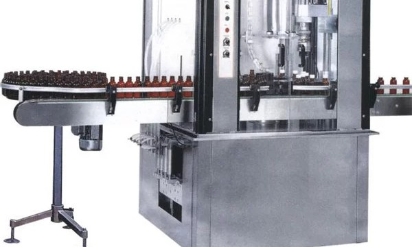 High Speed Bottle Capping Capsule Filling Machine