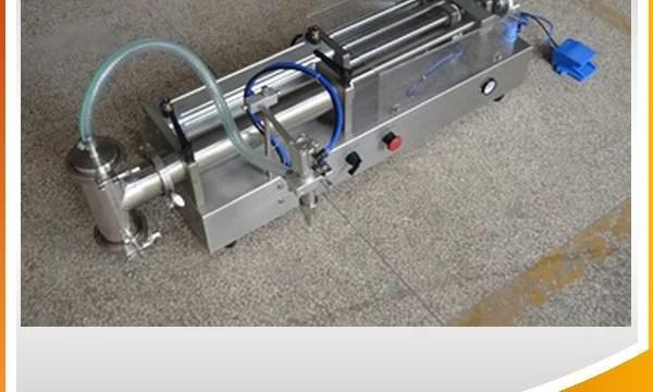 Macchina di riempimento semi-automatica del pistone Ideale macchina di riempimento dell'olio
