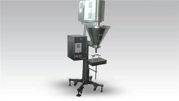 Manual Large Dose Powder Filling Machine