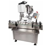 Automatisk Rotary Capping Machine till salu
