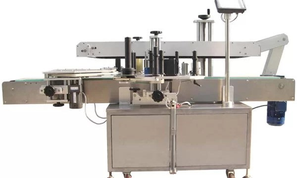 Automatic High Speed Vials Labeling Machine