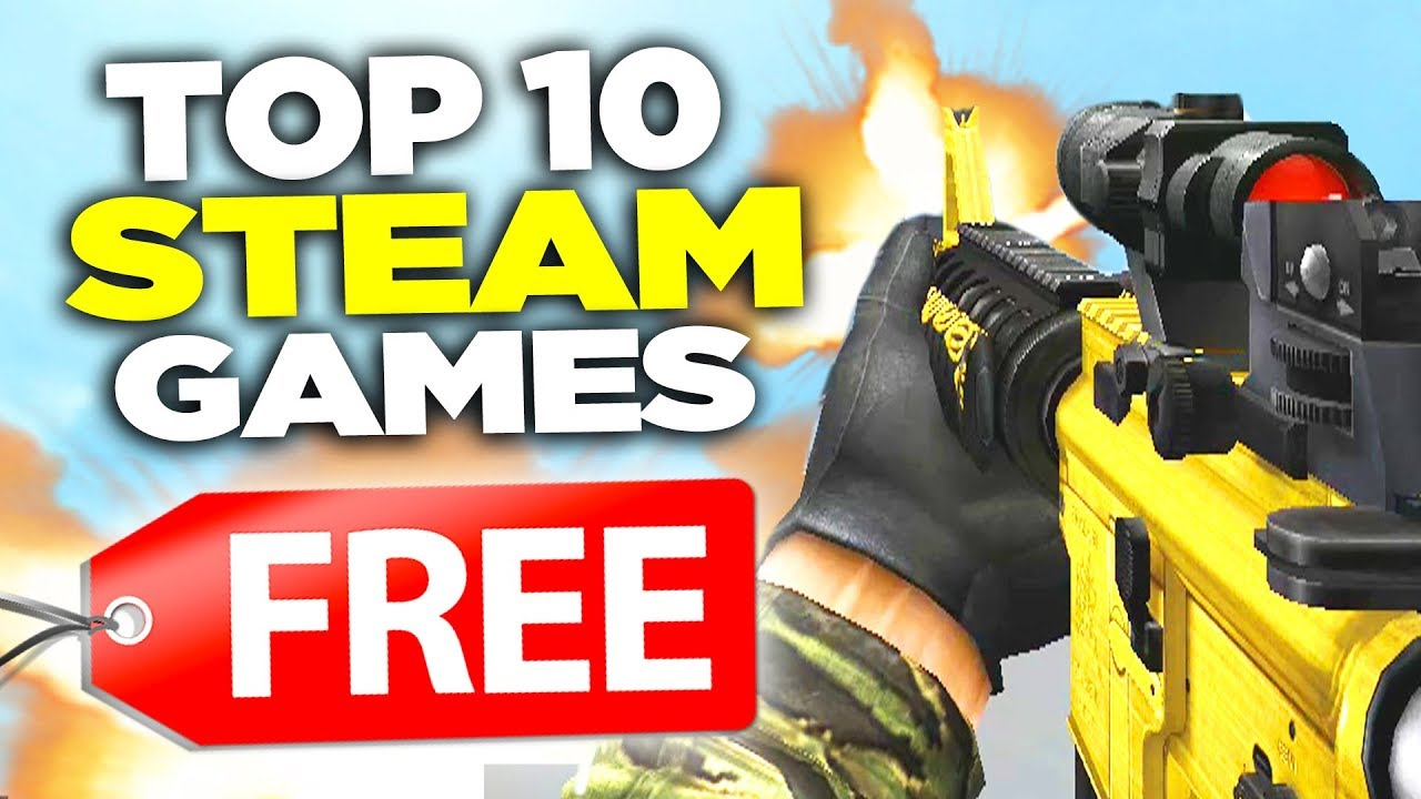 TOP 10 FREE PC Steam Games 2018 – 2019 – Top Game Plays