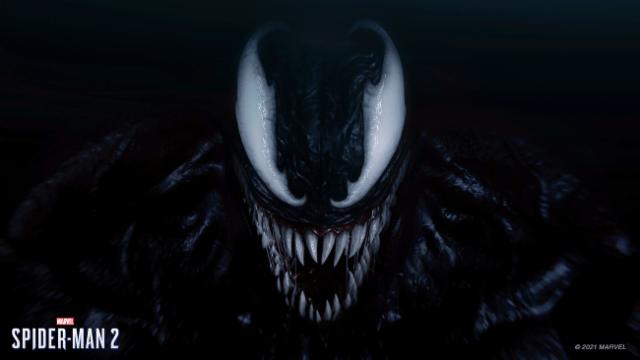 Venom de Spider-Man 2 de Marvel