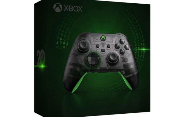 Controlador inalámbrico Xbox Series X del vigésimo aniversario