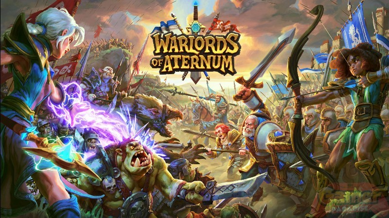 Warlords of Aternum: Rundenbasierte Strategie hat einen neuen Namen