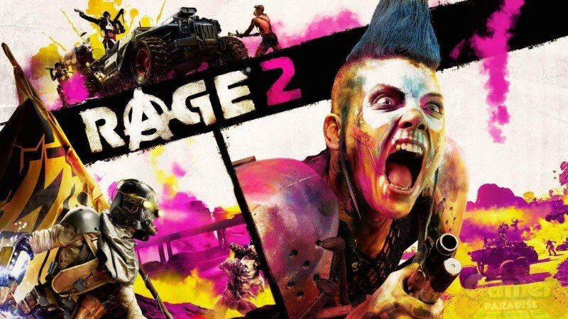 Rage 2 - Review | Test