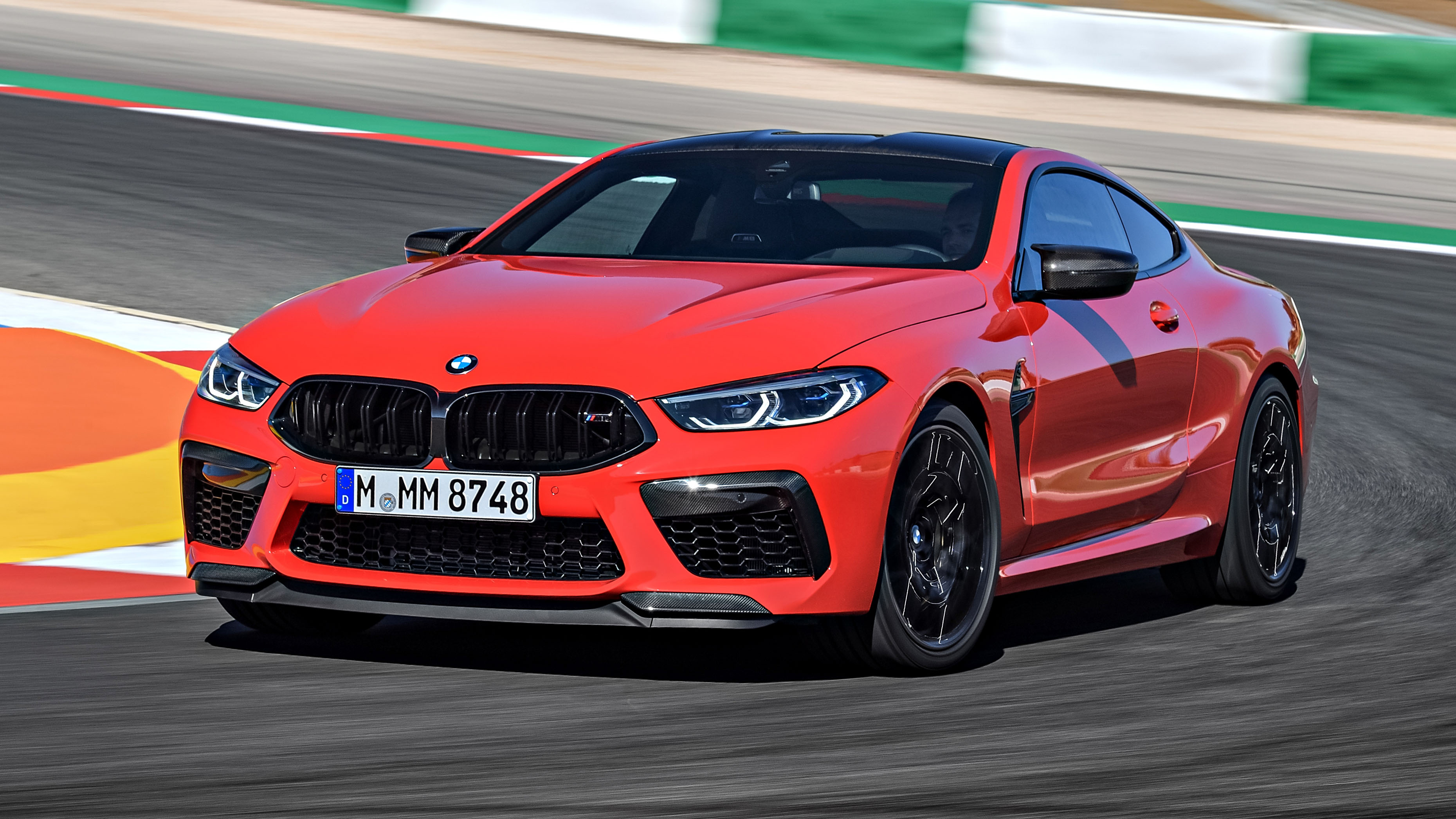 Filled to the brim with exhilarating potential. Bmw M8 Competition Review 2021 Top Gear