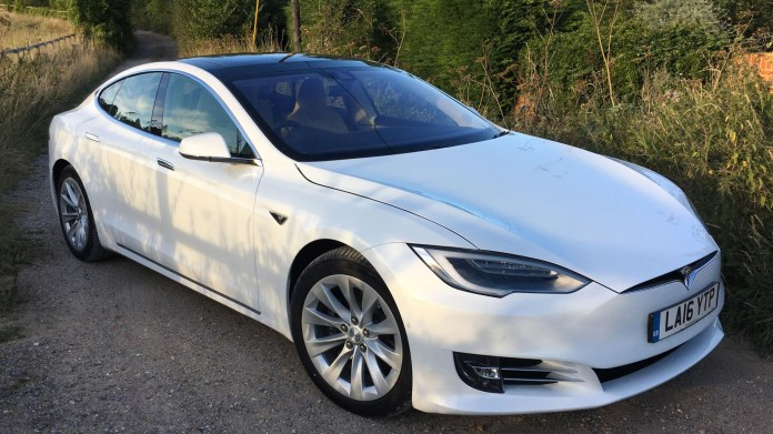 Tesla Model S Review The Entry Level 60d Top Gear