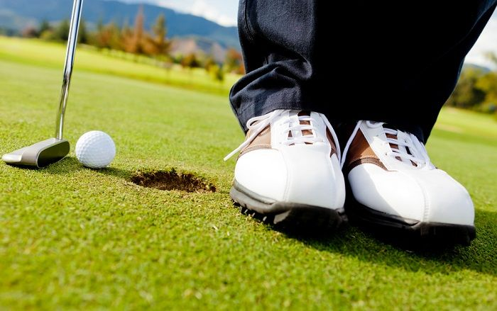 mens golf shoes clearance