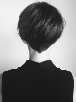 Back View Short Haircuts 14