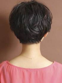 Back View Short Haircuts 28