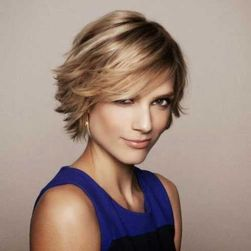 Best Short Haircuts 2018 Layered Short