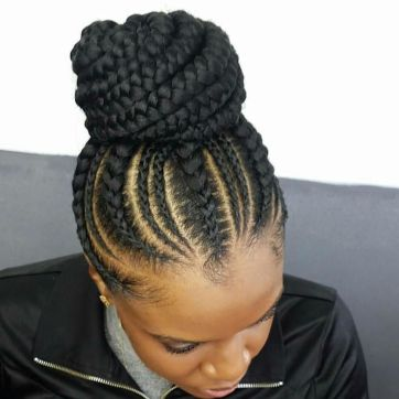 Braid Hairstyles For Black Women 11