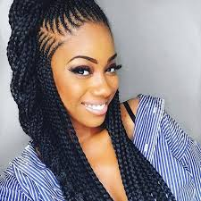 Braid Hairstyles For Black Women 22