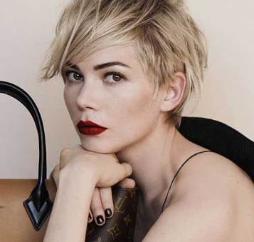 Celebrity Short Haircuts 2018 12