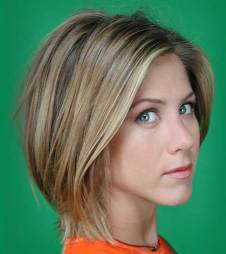Celebrity Short Haircuts 2018 Blonde