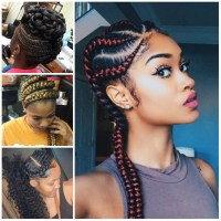 Cornrow Braid Styles 2017 42 With Cornrow Braid Styles 2017 For Top Cornrows Braids Hairstyles Pictures