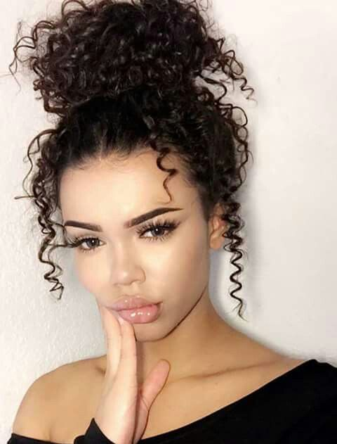 Curly Hairstyles 2018 3
