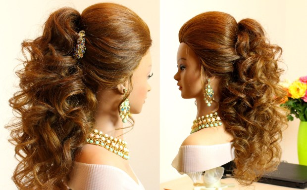 Curly Hairstyles For Long Hair 2