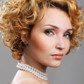 Curly Hairstyles For Short Hair 14