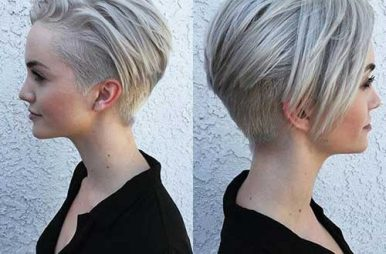 Cute Short Haircuts 22