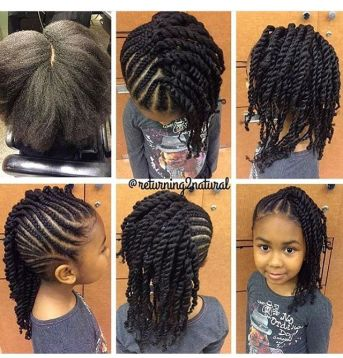 Hairstyles For Black Girls 17