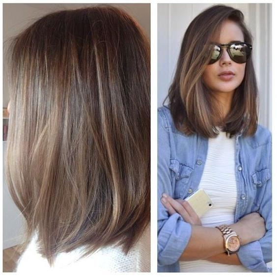 Best 10+ Long Bob Haircuts Ideas On Pinterest   Bob Hairstyles With ...