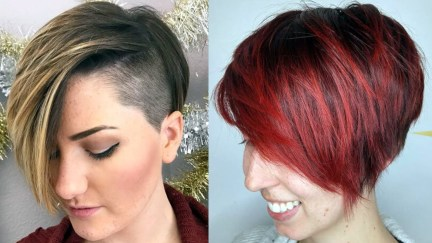 New Short Hairstyles 2018 10