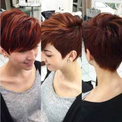 Pixie Cuts For Thick Hair 17