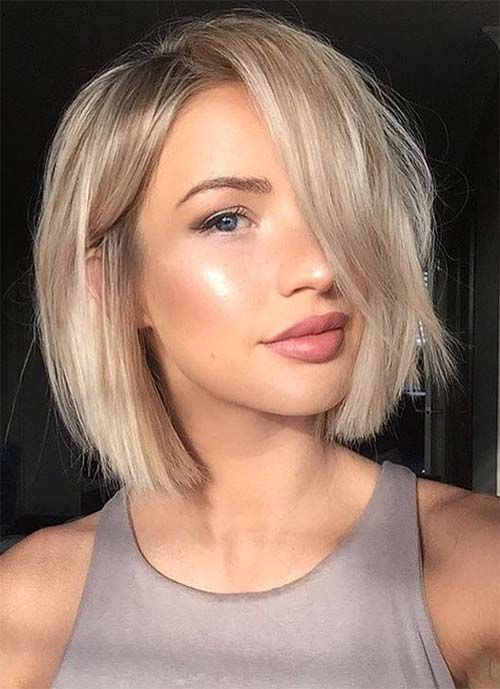 Quick Easy Short Hairstyles 2018