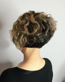 Short Bob Curly Hairstyles 10