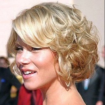 Short Bob Curly Hairstyles 20