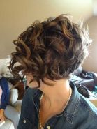 Short Bob Curly Hairstyles 4