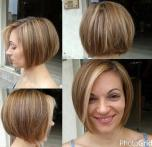Short Bob Haircut 2018 5