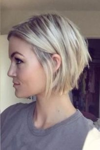 Short Bob Haircut 2018 7