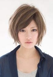 Short Hair For Round Faces 5
