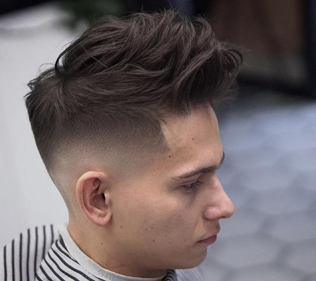 Short Haircut For Men 2018