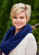 Short Haircuts For Round Faces 24