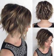 Short Haircuts For Thick Hair 2018 20
