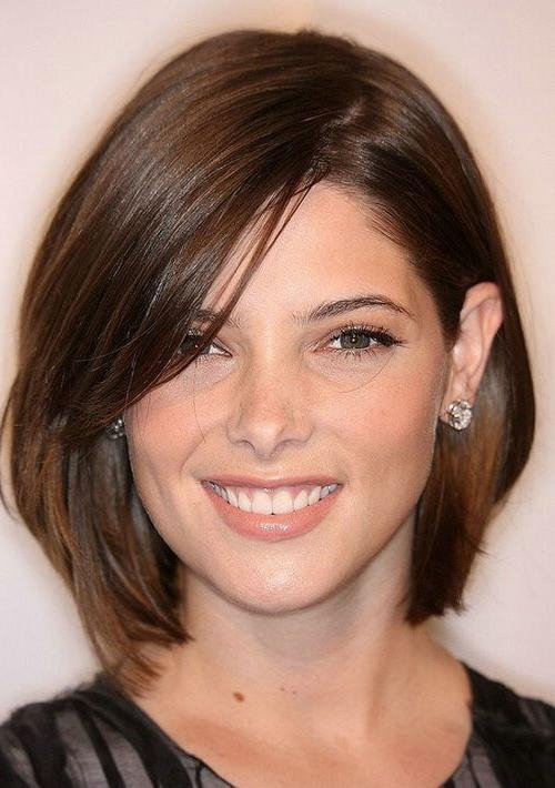 Short Hairstyles: Medium To Short Hairstyles For Thick Hair Short ...