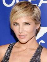 Short Hairstyles Celebrities 11