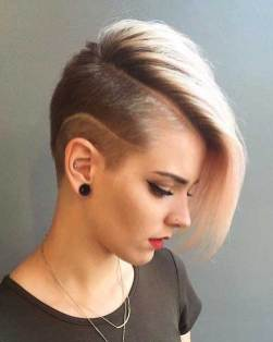 Short Hairstyles for Girls - Haircuts + Hairstyles 2018