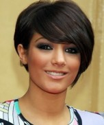 Short Hairstyles For Round Faces 2018 13