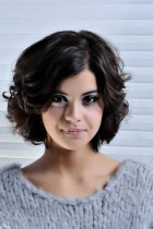 120 Best Short Hairstyles For Thick Hair. Images On Pinterest With Short Hairstyles Thick Wavy Hair