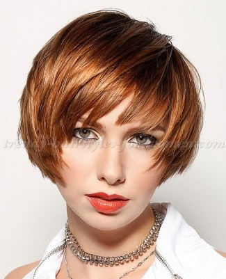 Short Layered Bob Hairstyles 22