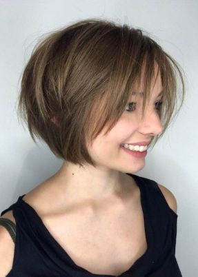 Short Layered Bob Hairstyles 23