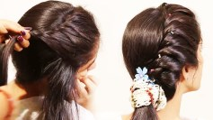 Simple Hairstyles For Girls 11
