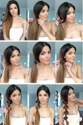 Simple Hairstyles For Girls 15