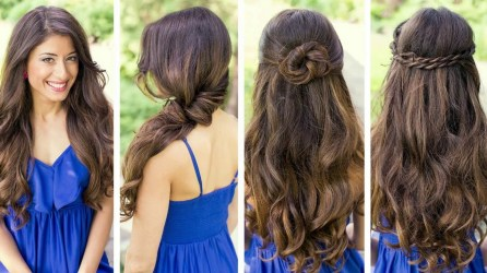 Simple Hairstyles For Girls 17