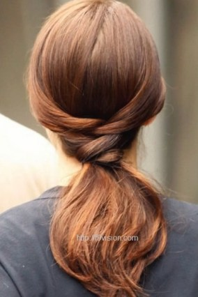 Simple Hairstyles For Girls 19